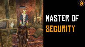 Master of Security